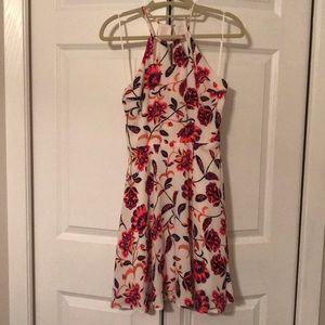 EXPRESS halter dress!